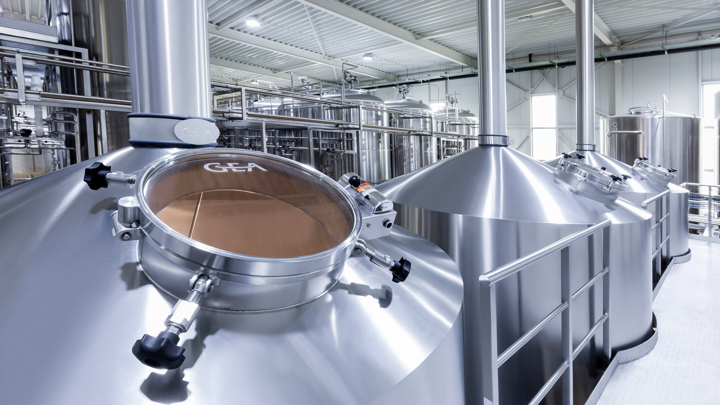 CRAFT-STAR - mash tun kettle, lauter tun, kettle whirlpool