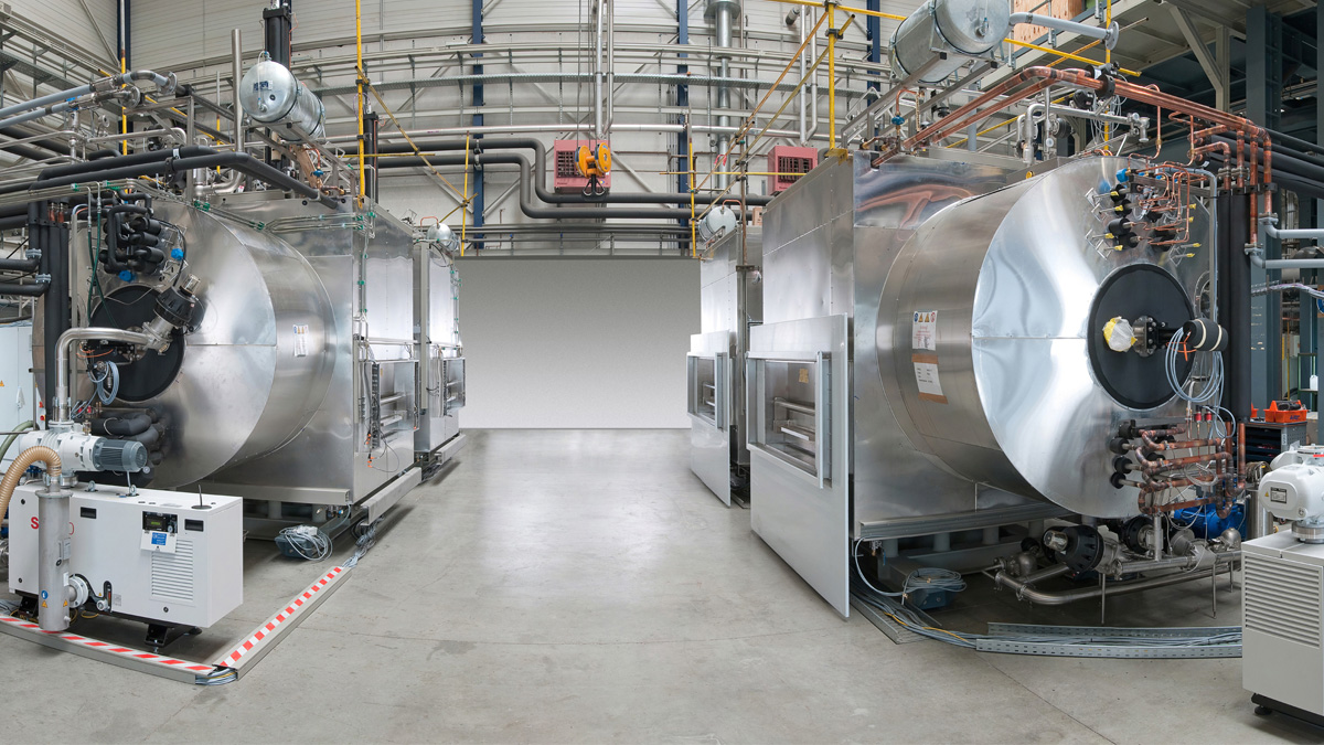 Lyophil_LYOVAC_Production_Freeze Dryer