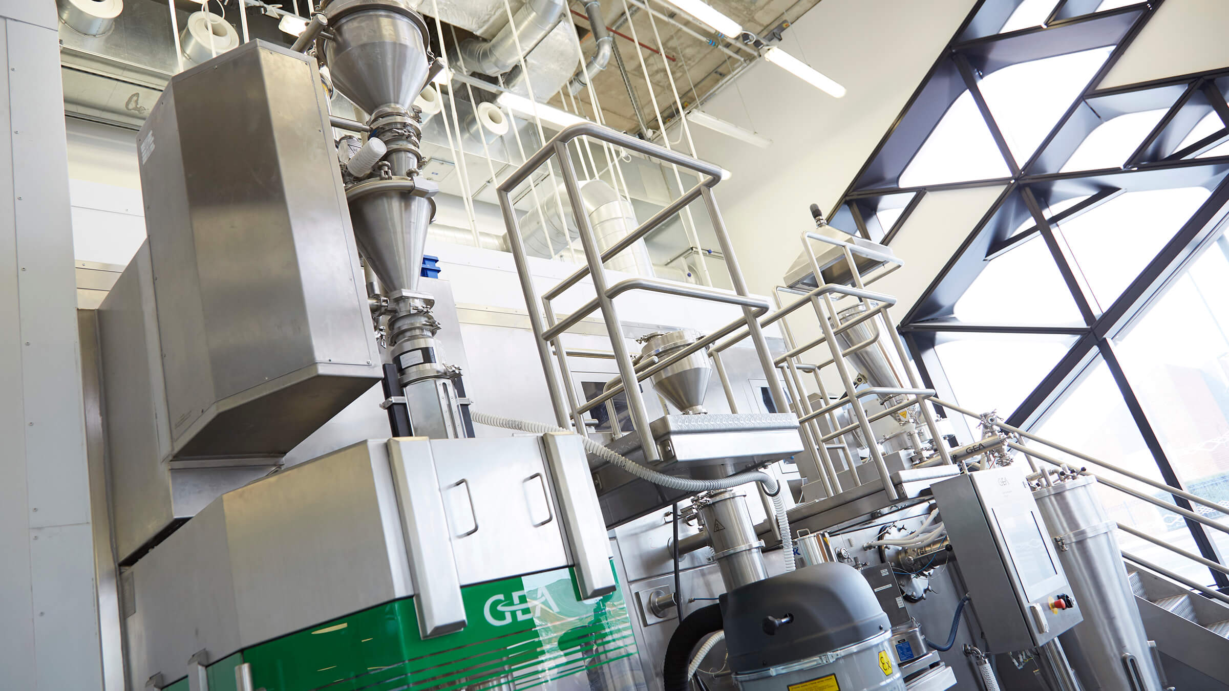 2018.05.28 GEA Equips New integrated Pilot Plant at the University of Sheffield