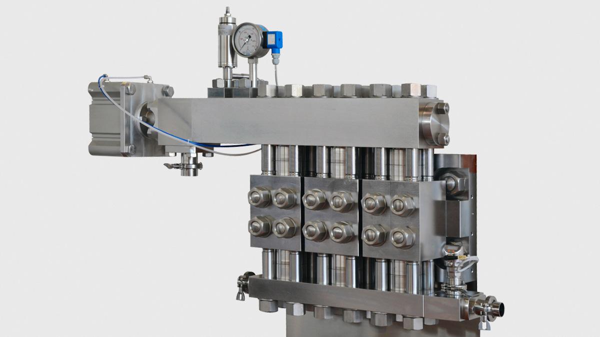 Homogenizing, micronizing fluids - stable emulsion | GEA Homogenizer