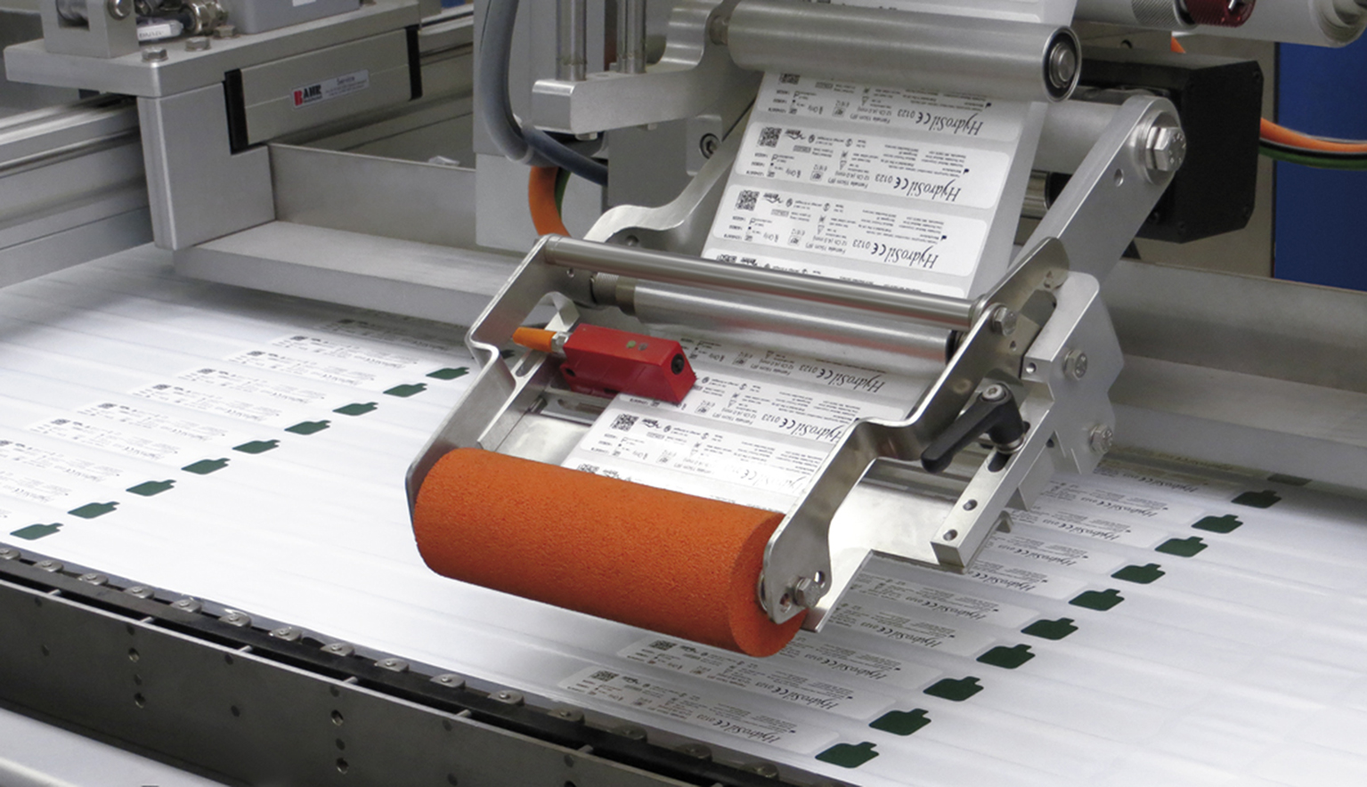 Labelling for medical packaging