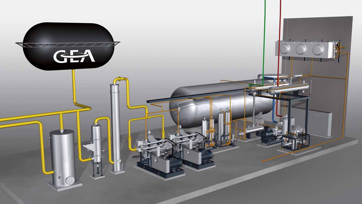 Co2 recovery for Brewery design software