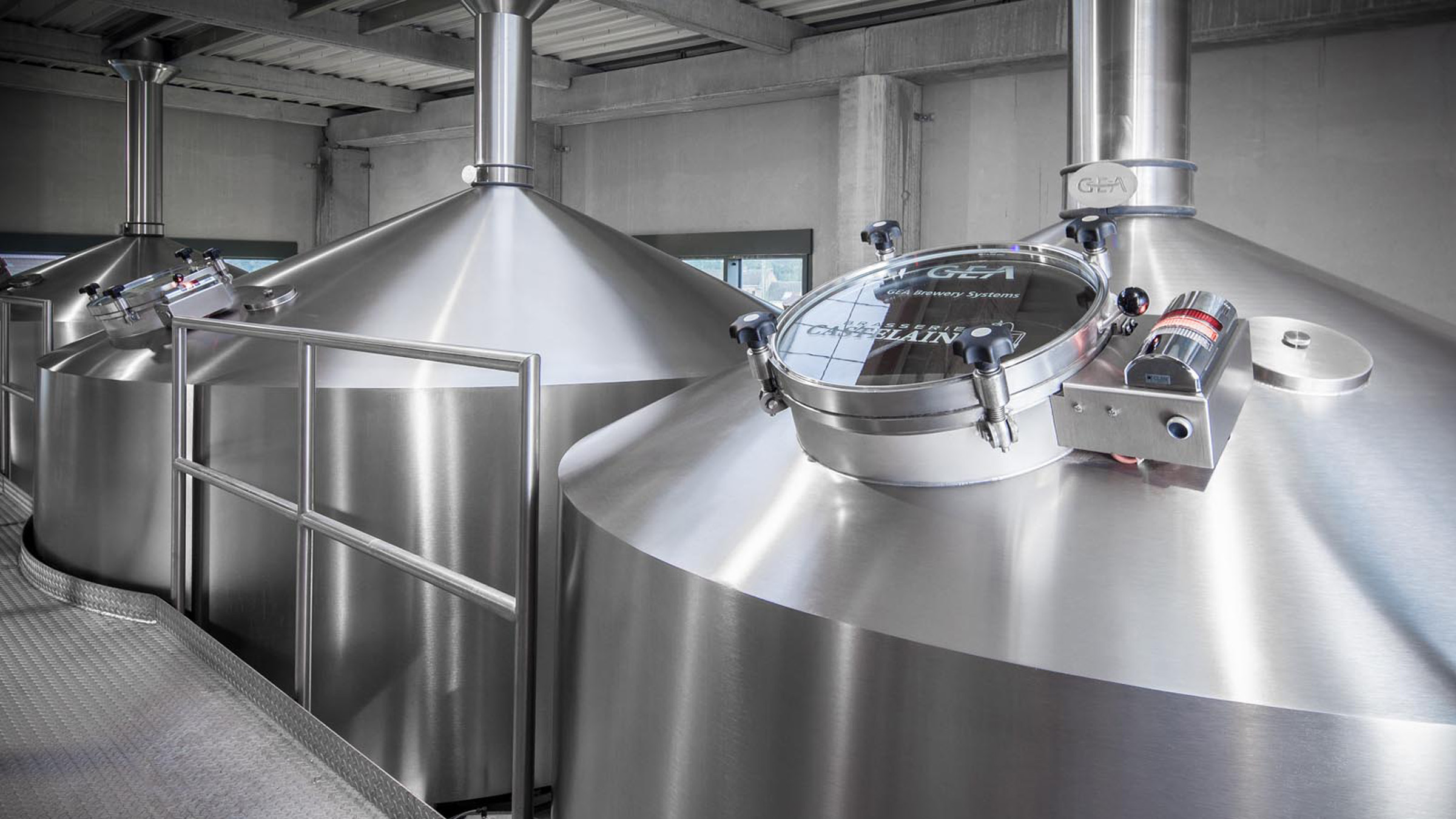 COMPACT-STAR Craft Brewhouse 100hl