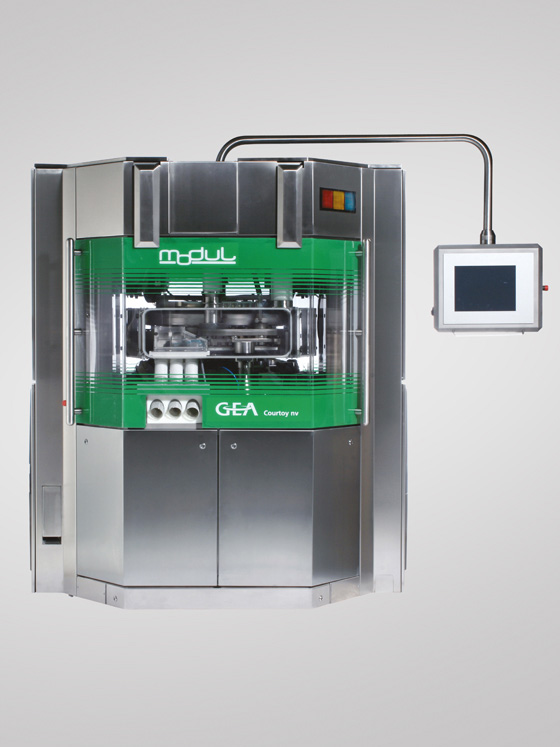 MODUL™ tablet press