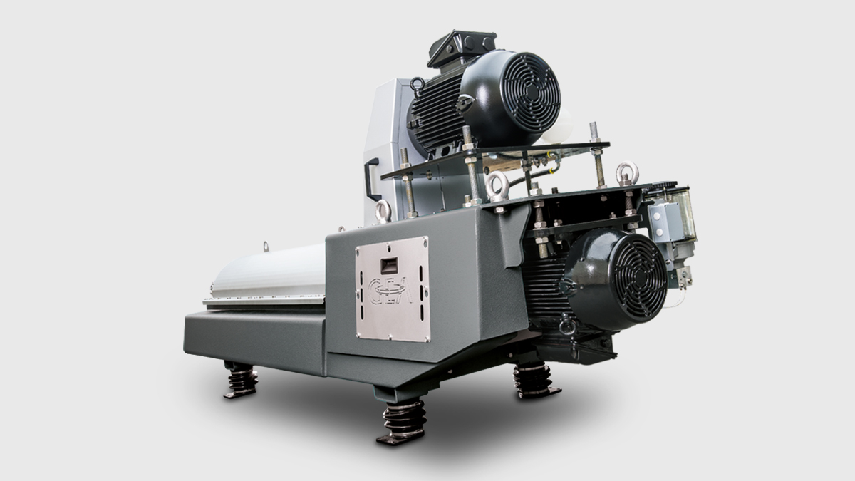 Gea Centrifuge 2 Phase Separating Decanters For Olive