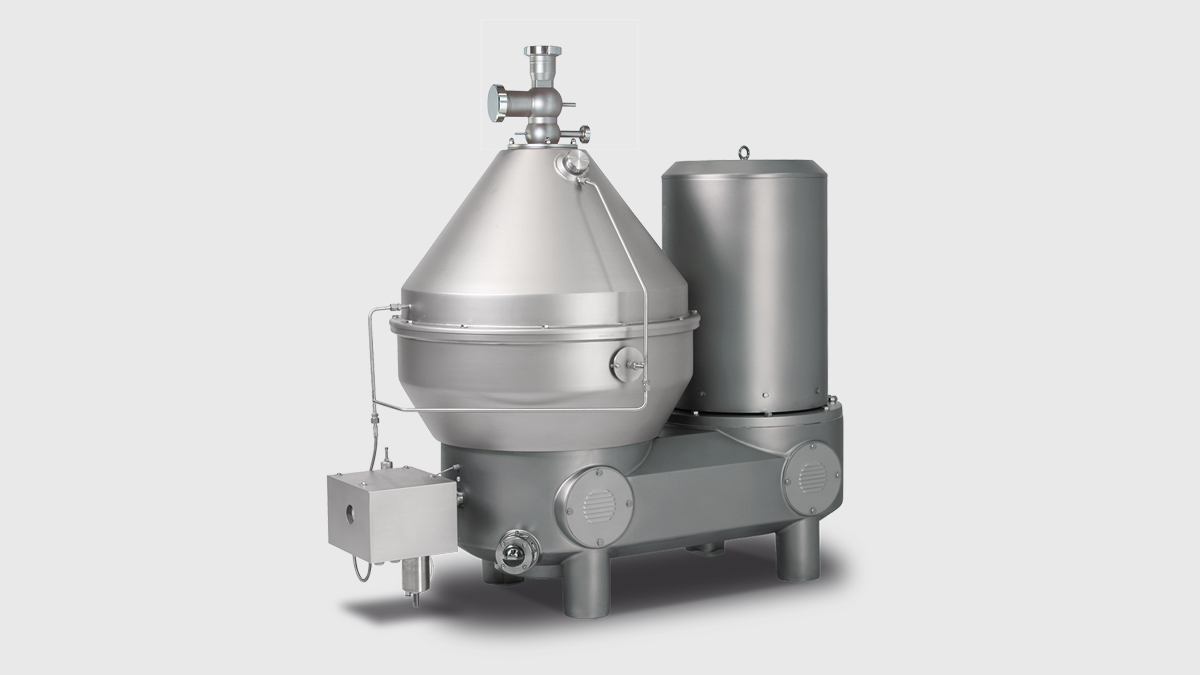 Centrifuge - Clarifier CSE for Milk or Whey