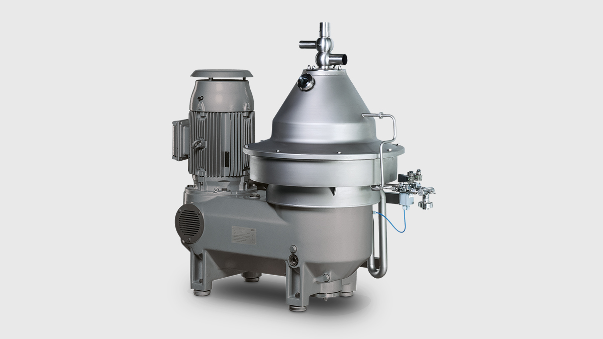 Centrifuge - Clarifier GEA ecoclear for Milk or Whey