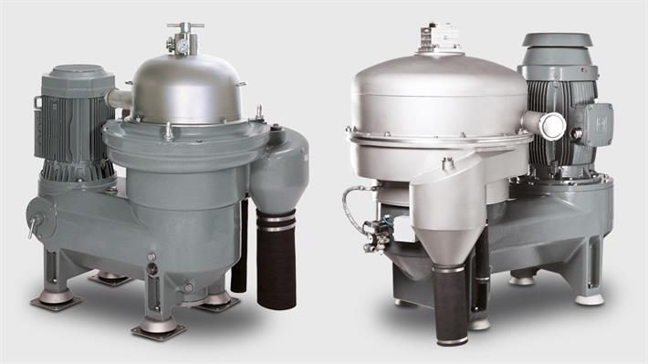 Separators for Animal and Fish By-Products