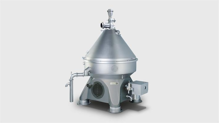 Separators for Milk Skimming