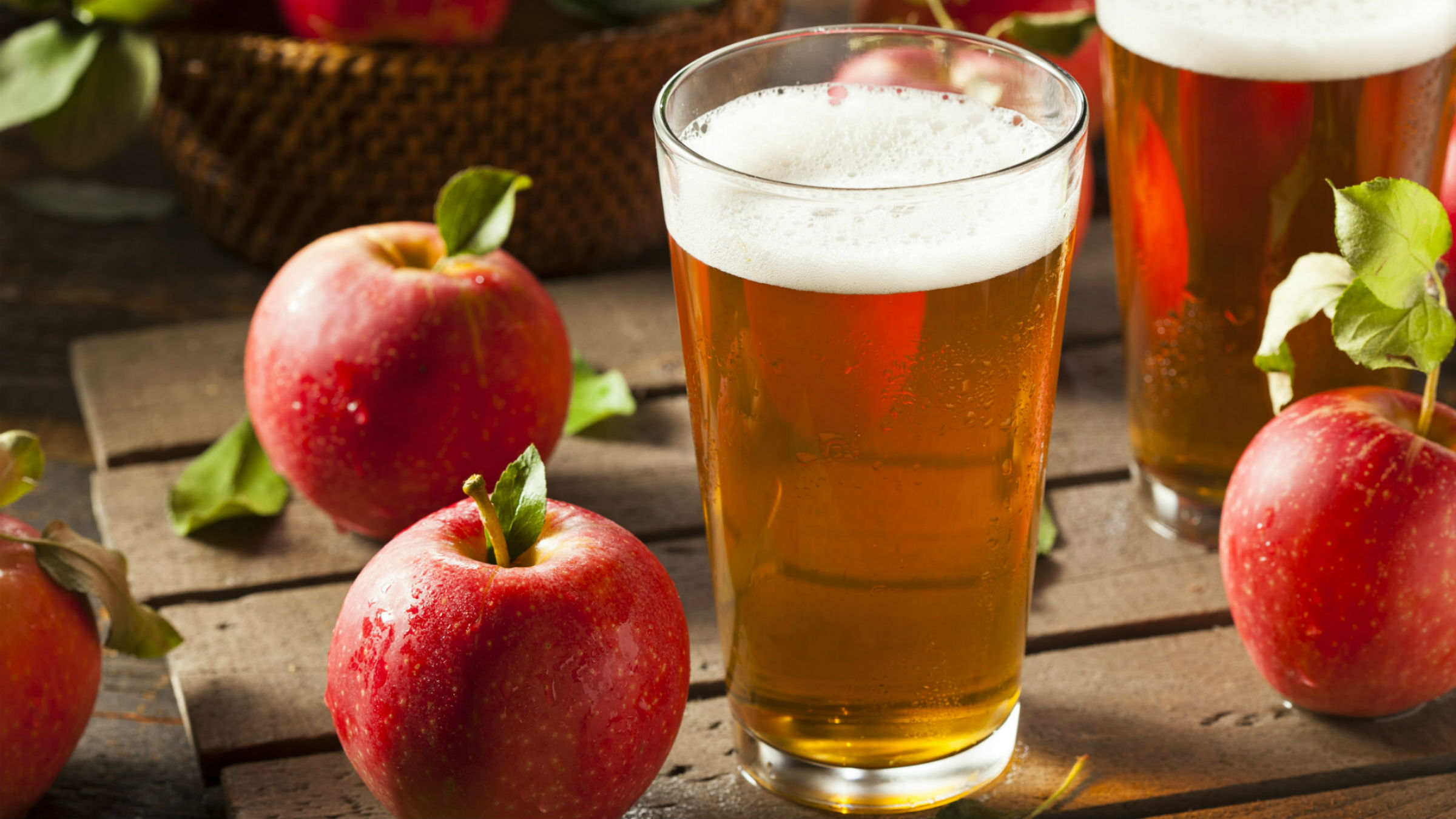 Cider – An apple (drink) a day…
