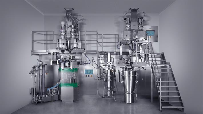 Continuous Granulation Lines