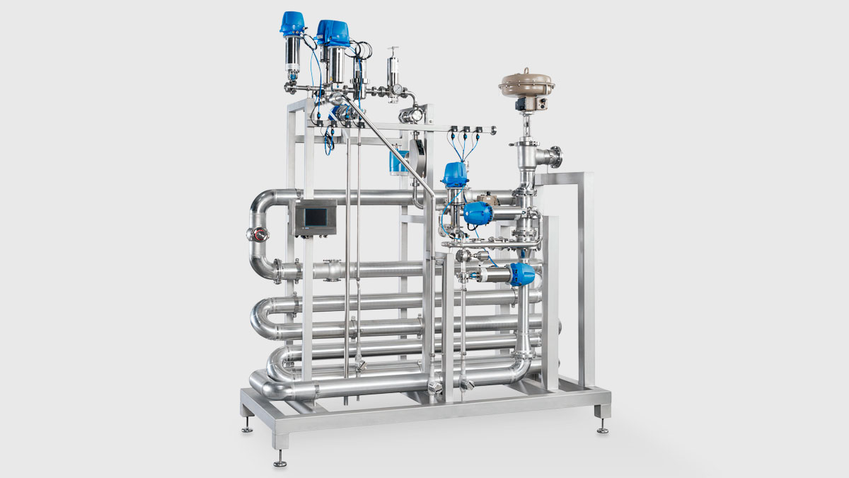 Dicar Carbonation Systems