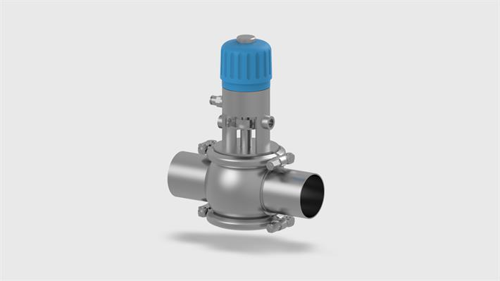 Sampling Valve VARIVENT® IT