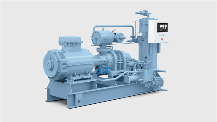 Compressors for Industrial Refrigeration