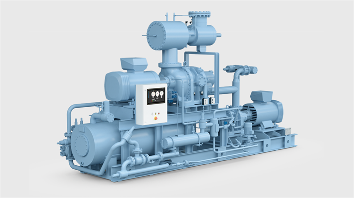 Packaged Screw Compressor Systems