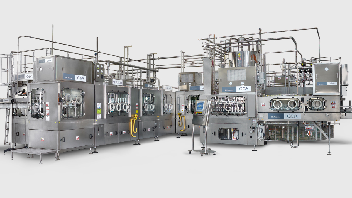 aseptic filling bloc ecospin2 zero