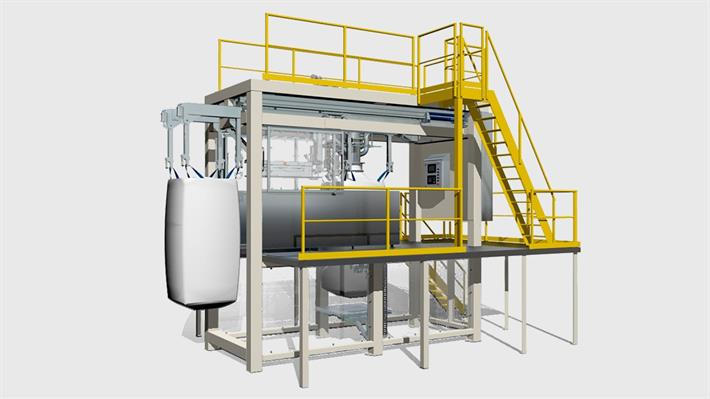 Semi-automatic Bulk Powder Fillers