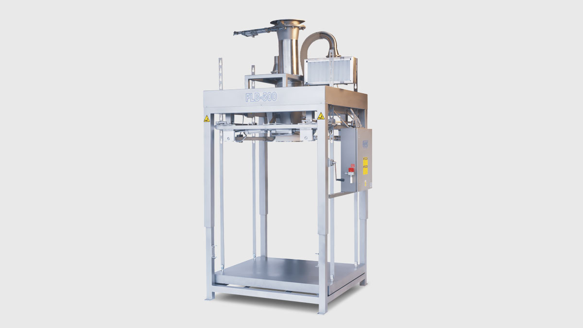 GEA Avapac Manual FIBC Filler
