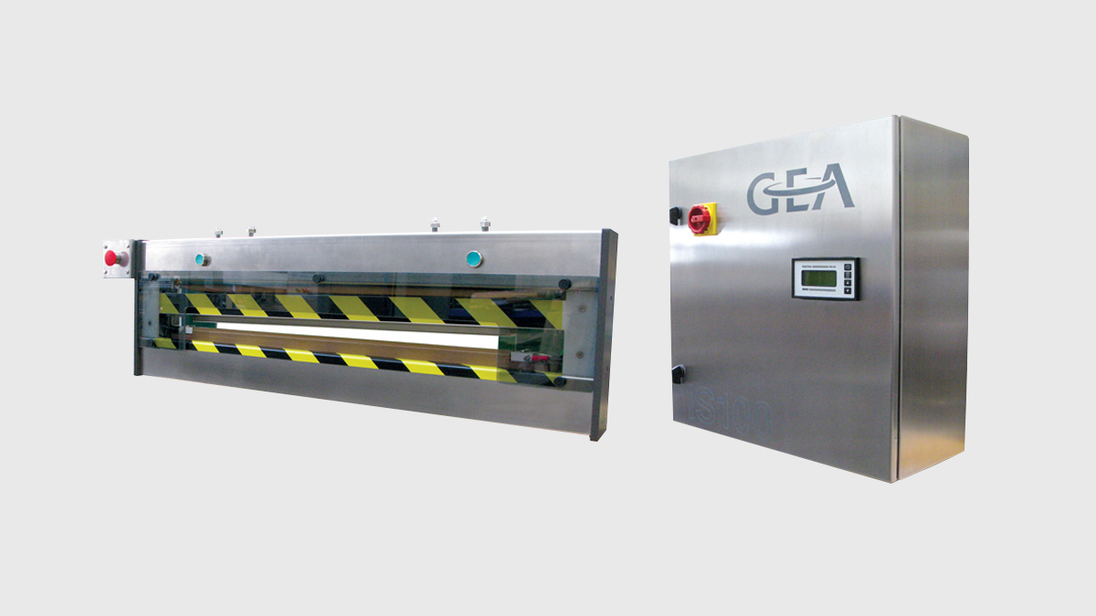 GEA Avapac Impulse Sealer IS-850