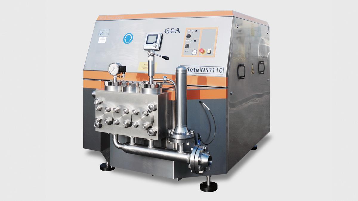ge water amp process