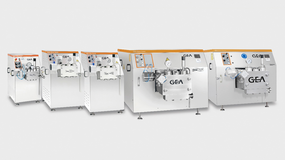Homogenizer One Series