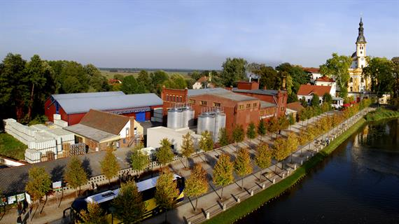 Klosterbrauerei Neuzelle with safe and efficient CIP system
