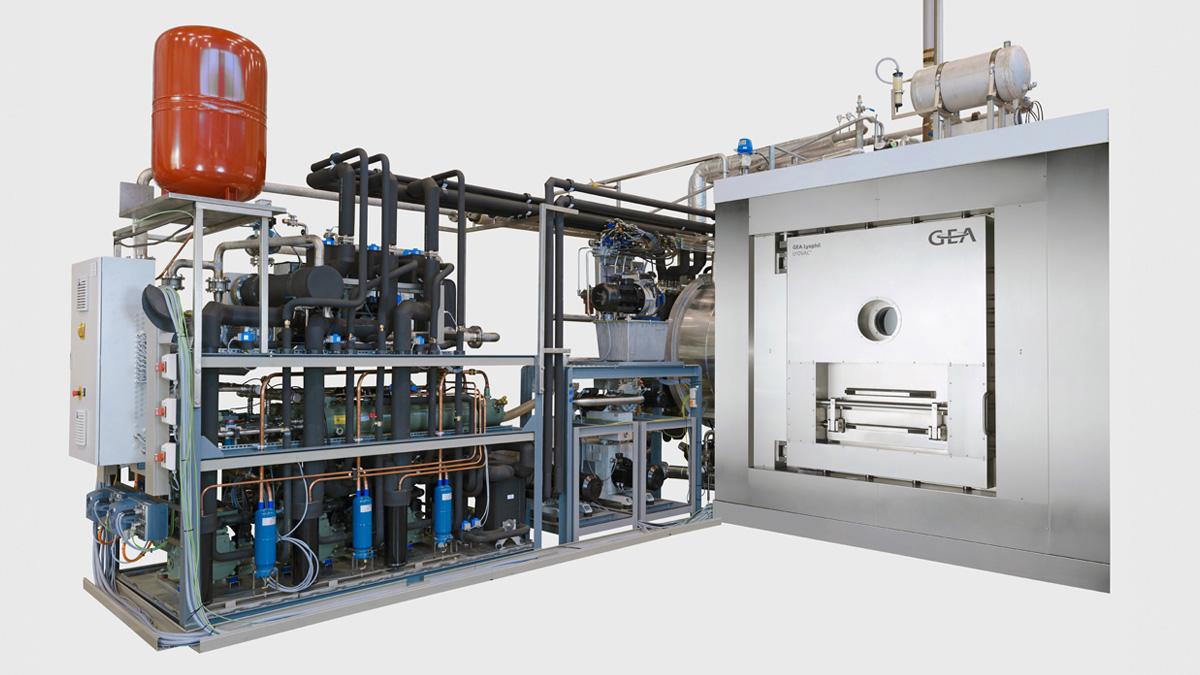 LYOVAC™ Pharma Freeze Dryer