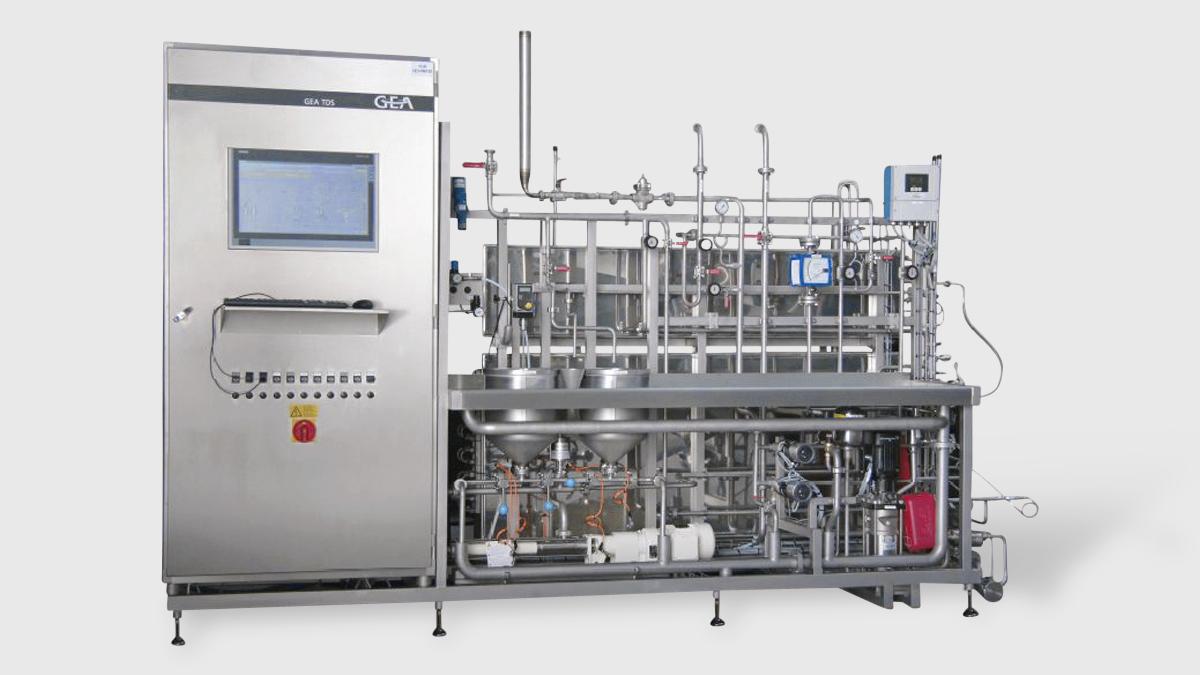Mini Dairy Processing Plant : Pilot test plants