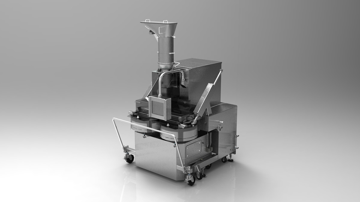 Nica Integrated Pelletizing Systems