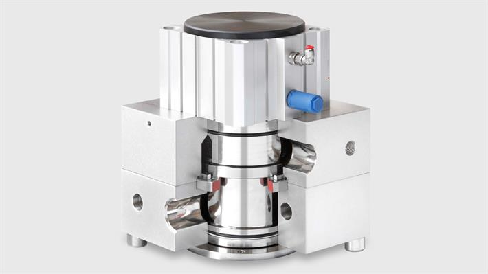 Homogenizing NanoVALVE