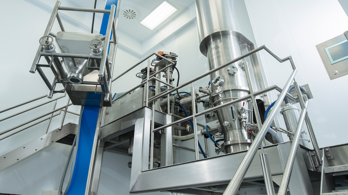 Penn Pharma Fully Integrated Contained Tableting