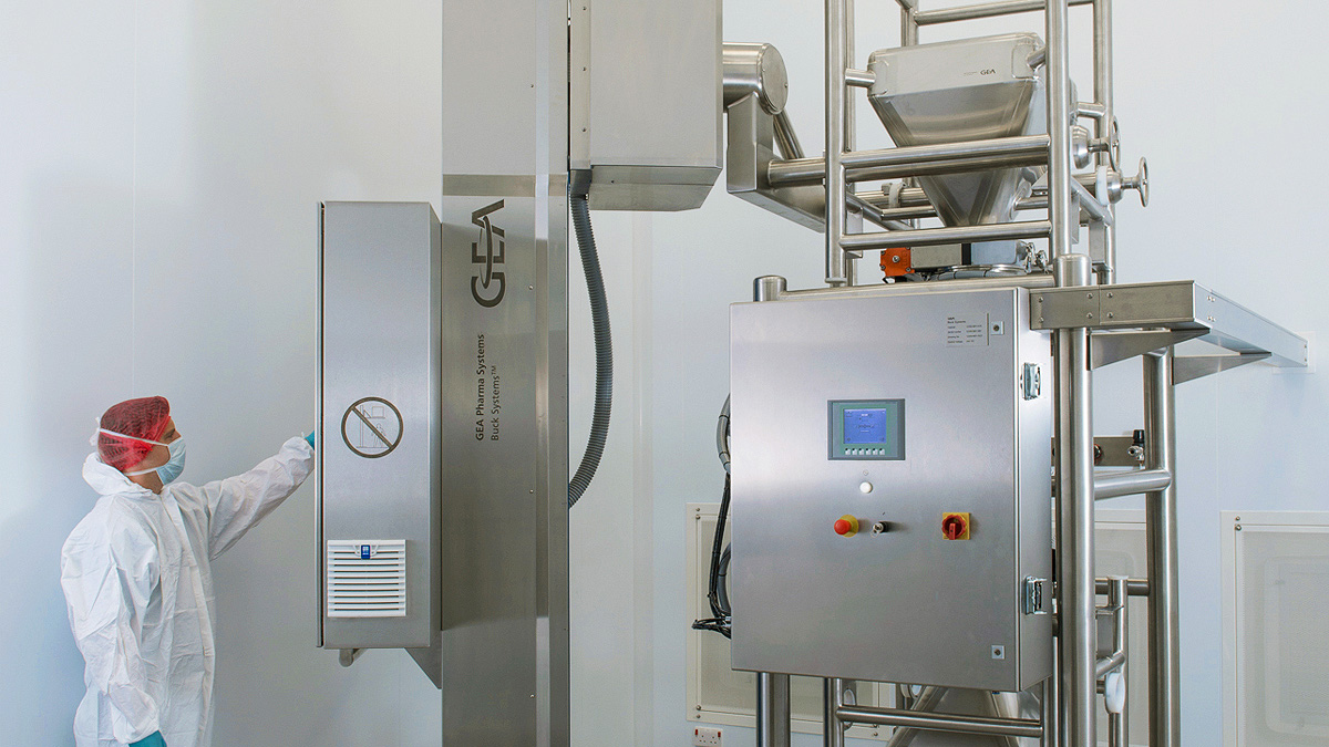 Ibc Systems For The Pharma Industry