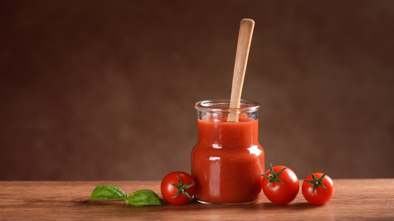 Solutions for ketchup manufacturing