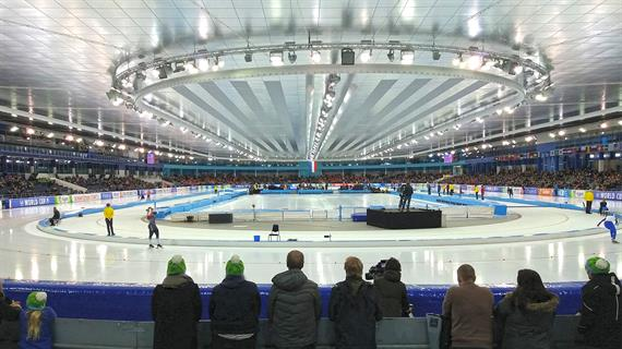 GEA delivers energy-saving, sustainable solution for world-class ice stadium