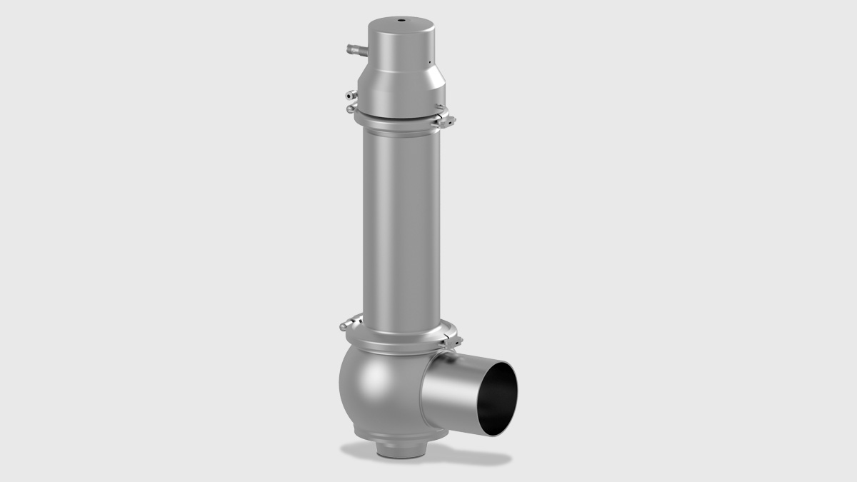 VARIVENT® Safety Relief Valve 488