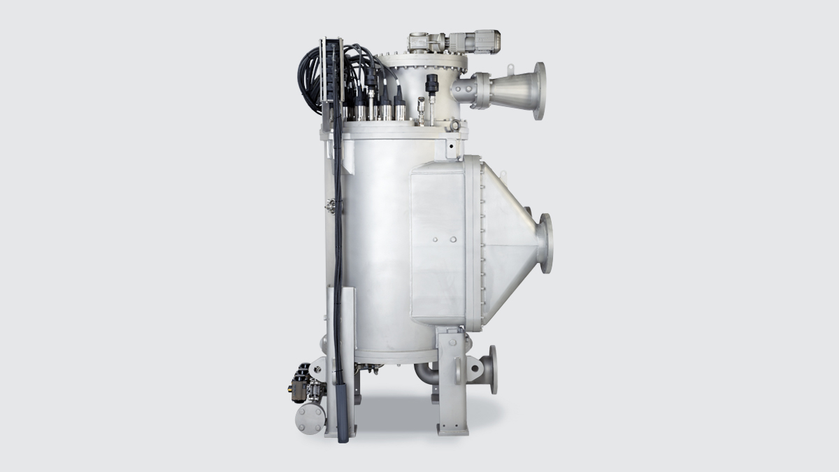 Water Treatment System - BallastMaster marinex