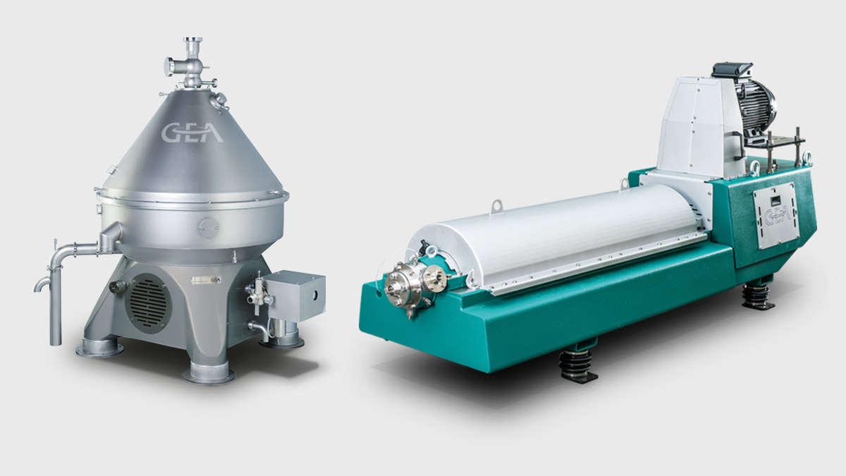 Centrifuges Separation Equipment Decanter Centrifuge