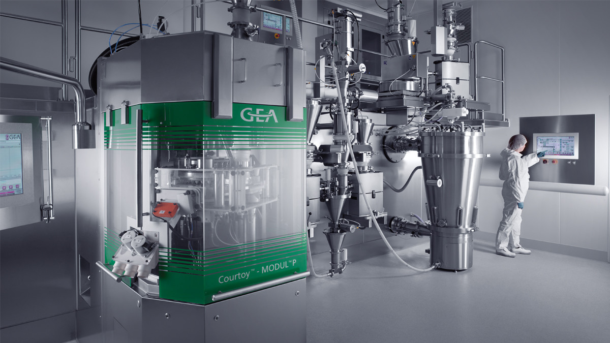 Siemens And Gea Partner In Delivering Continuous