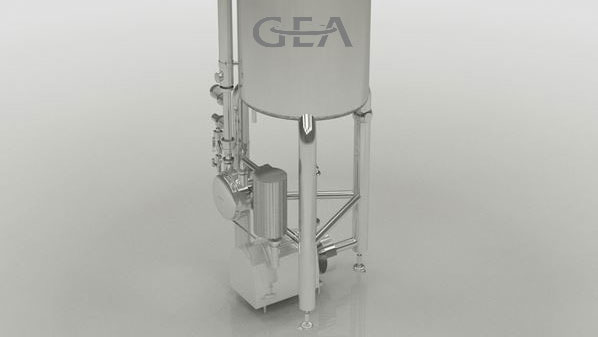 Product deaerator bottom