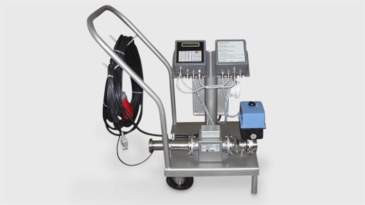 Mobile Metering System