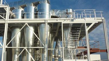 Dryers & Particle Processing Plants