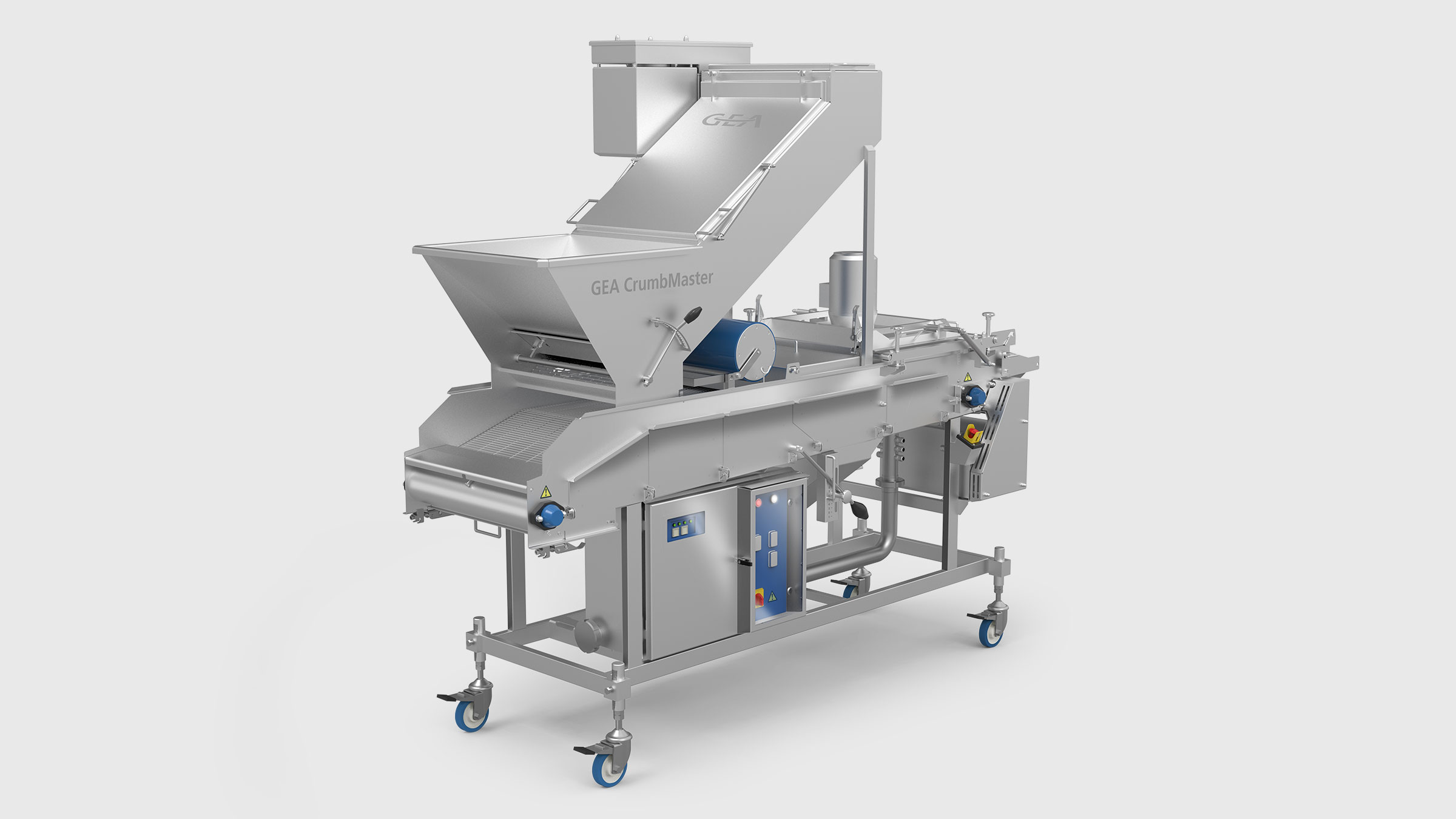 GEA CrumbMaster - versatile crumb coating machine