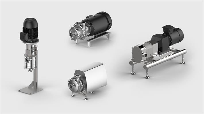 Pumps and Valves | GEA process components