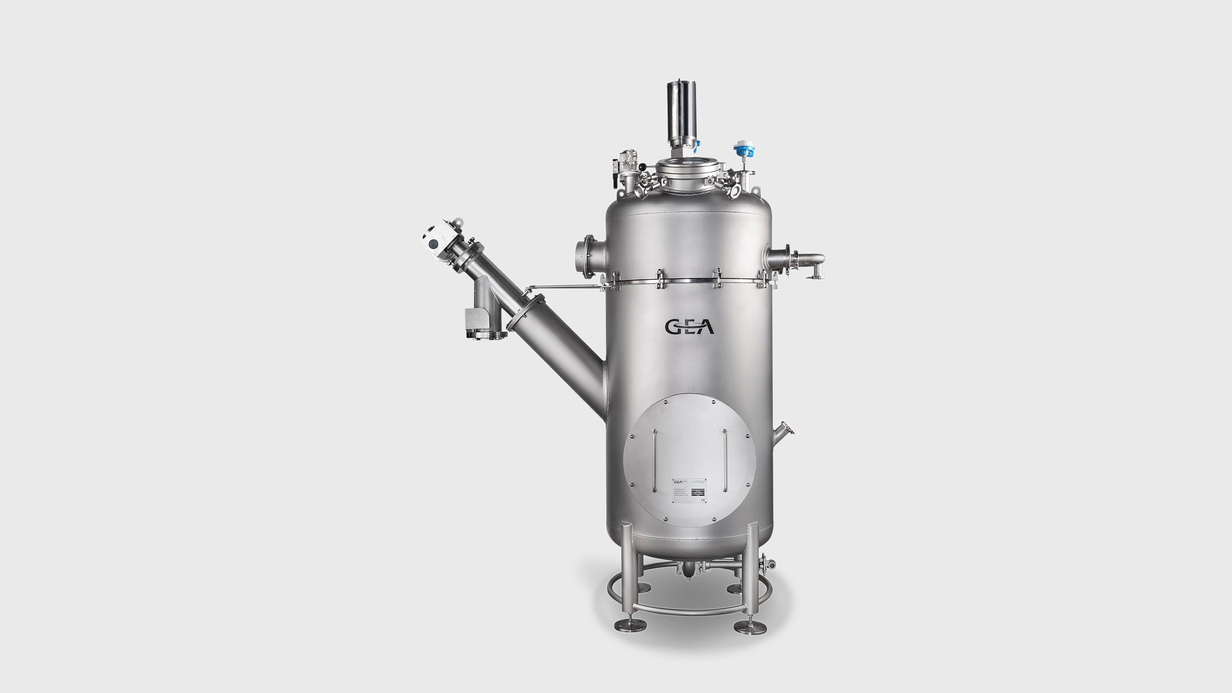 GEA Liquid Nitrogen Freezer