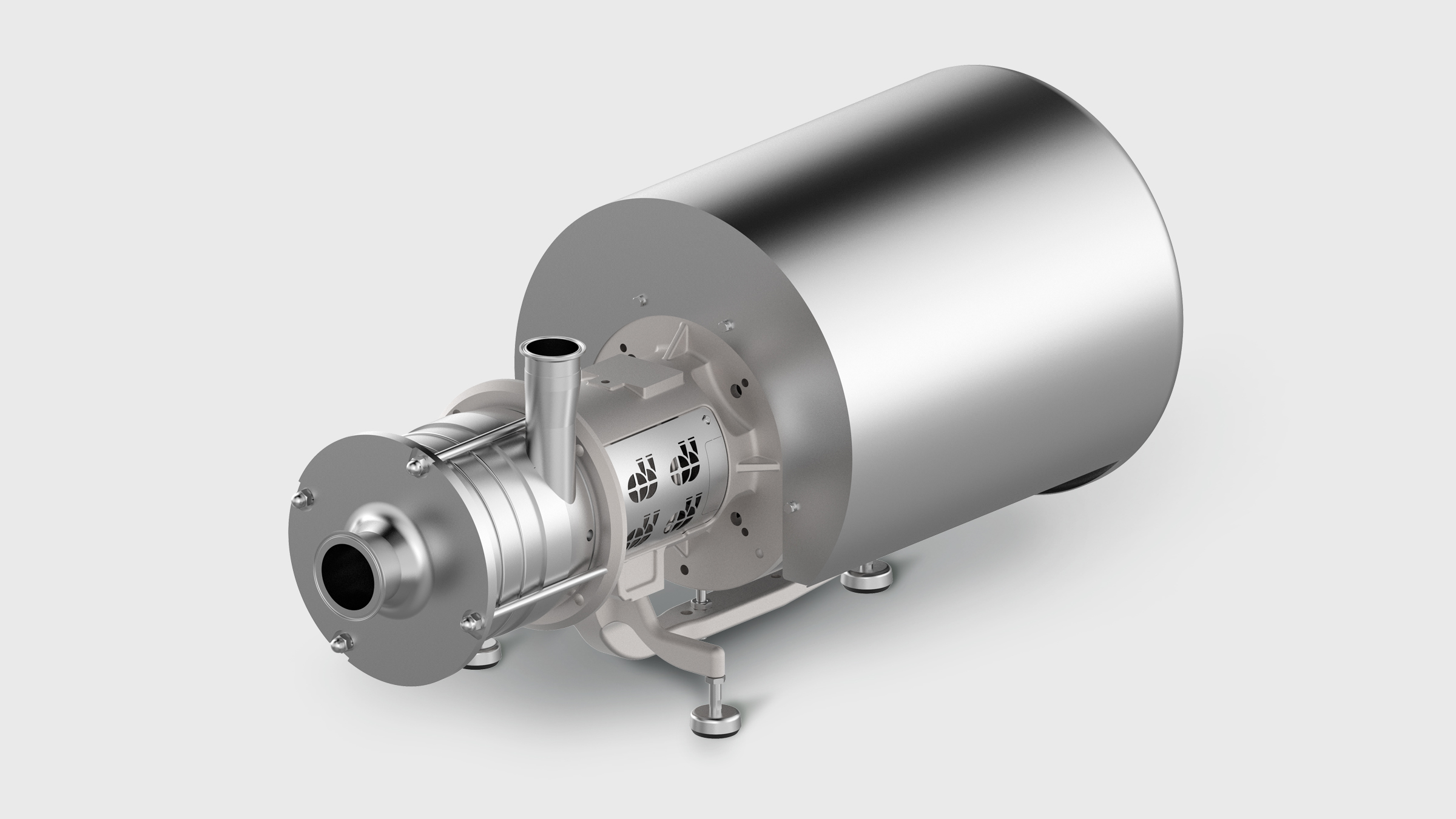 GEA Hilge CONTRA | Single- and multi-stage pumps for demanding ...