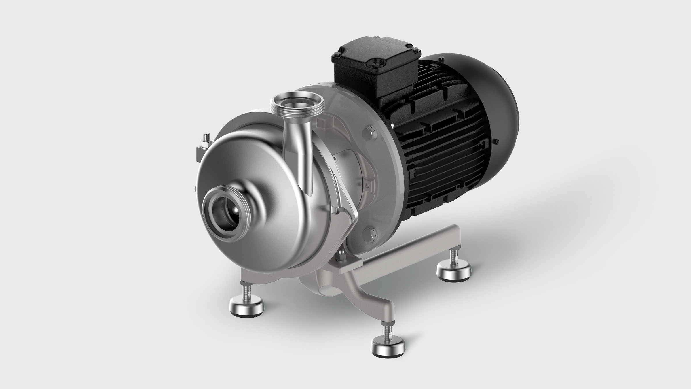 GEA Hilge HYGIA | Centrifual pumps for advanced applications