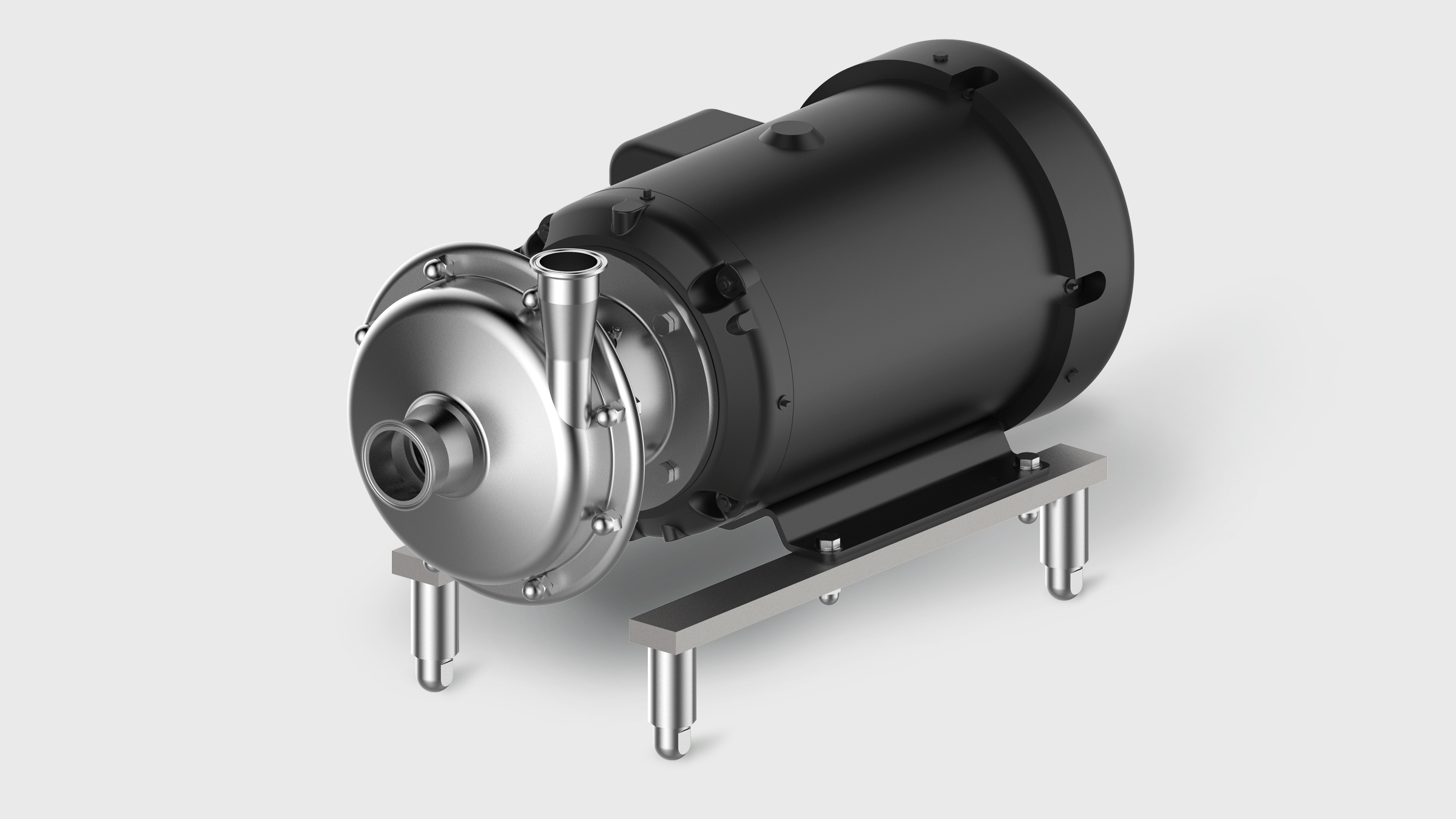 GEA Hilge TP single-stage centrifugal pump