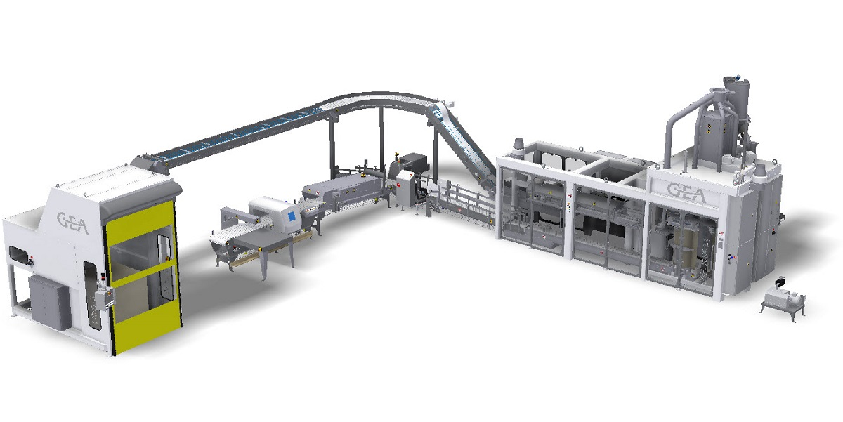 Limited Intervention powder filling system