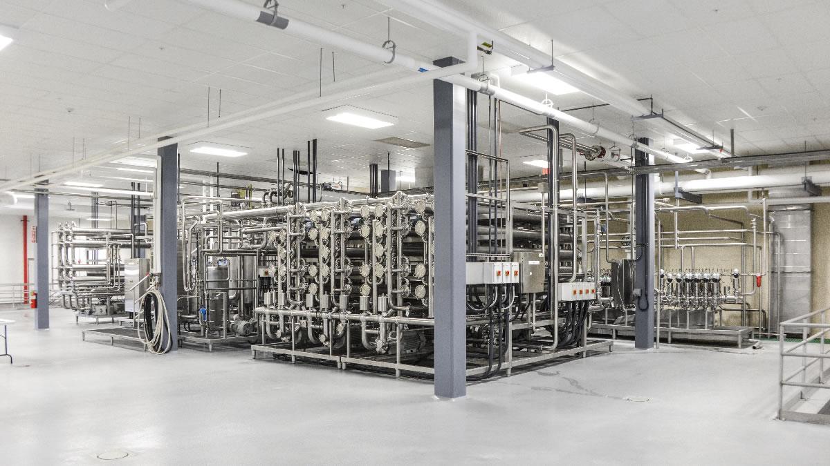 Custom Designed Filtration Plants