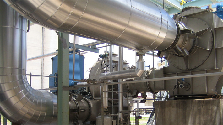 MVR / TVR heated Distillation Plants